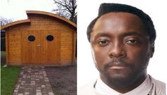 Will I am shed! I want one...