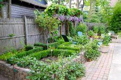 raised gardens