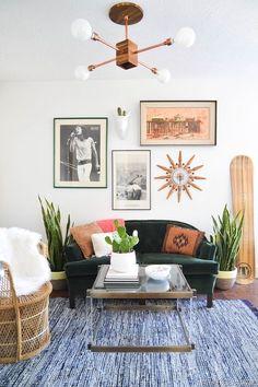 schones symmetrische einrichtung fuer gelungenes wohndesign gute images und fadddbcccaeb bohemian living rooms green living rooms