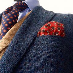 Tweed season is here