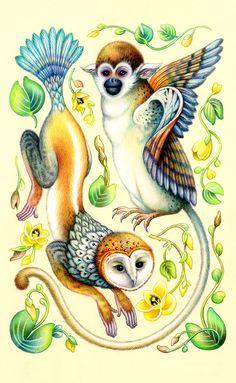 Sylvie Daigneault #illustration