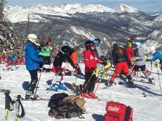 Register For #Fall #Camp And Get A #SeasonPass At Copper Mountain For The 2015-2016 #SkiSeason