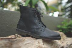 "#CLARKS ""Desert Mali Boot"" - Black $130 from #KITHNYC #KITH"