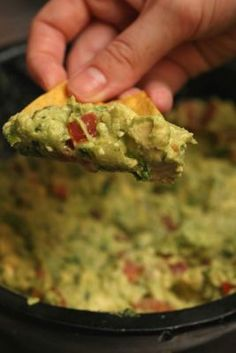 Guac and roll at Caliente Cab Co.
