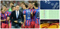 Veste fantastică de la UEFA: România, la un pas să trimită două echipe în Ligă! Ce s-a întâmplat după seara magică reuşită în Europa League Europa League, Baseball Cards, Sports, Life, Jacket, Hs Sports, Sport