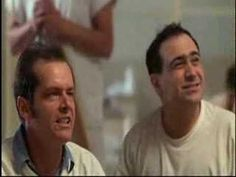 One Flew Over the Cuckoo's Nest ~ It's WORLD SERIES TIME, so why don't we head down to the bar on the corner, wet our whistles and watch the BALL GAME. Any Takers ? How bout' bets any bets ? I bet a dime....