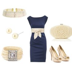 Love the blue and ivory.