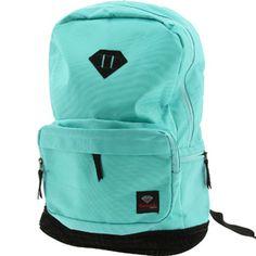 Diamond Supply Co Croc School Life Backpack Diamond Blue Crocslbpadblu 85 00