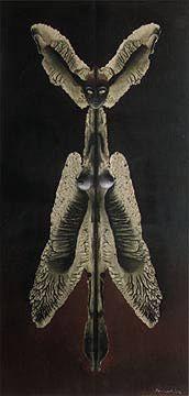 Mujer o El espiritu de la noche