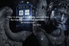 Nightmares are dreams too.-Doctor Who promo. by Alice91 on deviantART