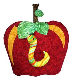 Autumn Apple Tea Cozy Pattern