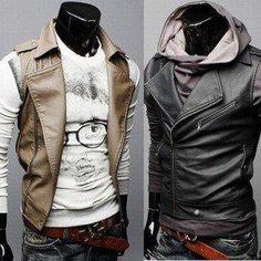 I <3 vests.    Rider Vest Jacket