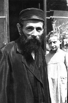 Warsaw, Poland, A Jew in the street. Taken by the German photographer Willi George in the summer of 1941. The photographs are unique in that they were not staged, but showed the ghetto as it truly was.