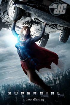 Supergirl -- Artist Spotlight: Realistic DC Superheroines with Jeff Chapman