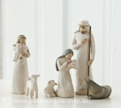 Willow Tree Nativity *Geburt Christi - Demdaco Willow Tree