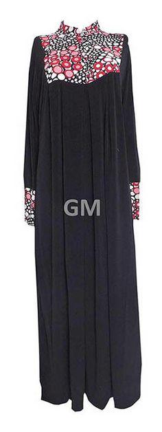 Baju Muslim Hafeeza - Lanjar