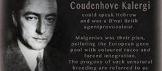 Few people know that one of the main instigators of the process of European integration, was a man who also conceived the genocide of the peoples of Europe. Two Party System, European Integration, Peace On Earth, The Darkest, The Past, How To Plan, Image, People, Politicians