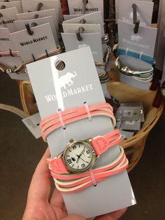 Wrap-around watch at World Market