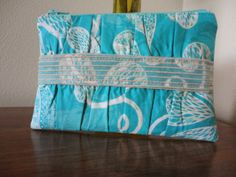 Beach Themed Clutch- Perfect for Summer!