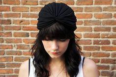 un turbante negro - checosa? | stylelovely.com