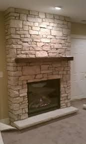 Fire Place Stone pinandrea pascavis demler on living room | pinterest | stone