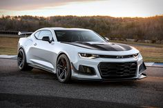 The Camaro ZL1 evolved the classic muscle car into something more powerful and refined. The 2018 Chevrolet Camaro ZL1 1LE continues the process. Built with the track in mind, it ekes out even better lap times thanks to several modifications....