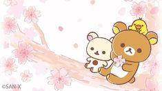 Korilakkuma et Rilakkuma Rilakkuma, Cardcaptor Sakura, Sanrio, Pikachu, Hello Kitty, Draw, Wallpaper, Cute, Fictional Characters