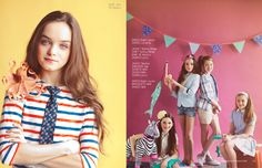 Cute age appropriate styling for tweens - Babiekins Magazine - Issue 12