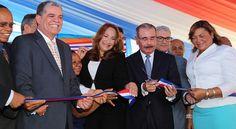 Gobierno inaugura estancia infantil y liceo en Santiago; beneficiarán 1,276 niños y jóvenes