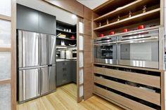 Hidden Room Ideas: Hidden Kitchen