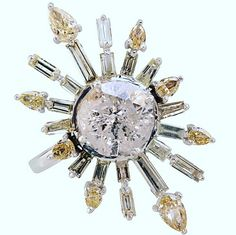 Solitaire Diamond Ring with Natural Fancy Colour Diamonds  #designerjewelry #jewelleryaddict #jaxemrata #jewelryaddict #jewelrymaking #jewelry #italianjewellery #ijl #londonjewellery #dubaijewellery #jckshow #bestselling #hotselling #hot #coolstuff #diamondstuds #solitaire #taylorswift #danbilzerian #selenagomez #kimkardashian #beyonce #beach #bikini #couturecollection #coutureshow #jcklasvegas #miamibeach @instagram #interior #interiordesign