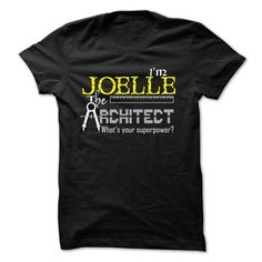 If your name is ► JOELLE then this is just for youThis shirt is a MUST HAVE. Choose your color style and Buy it now!JOELLE