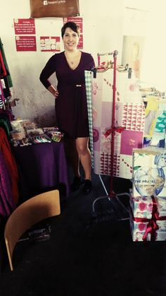 8.11.2015 - Sweet Preweet Market - stánek MAKE HAPPY a já:-)