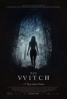 The Witch. (May 2016)