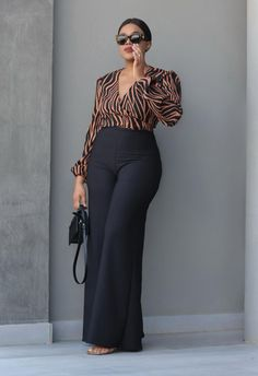 Curvy Work Outfit, Stylish Work Outfits, Business Casual Outfits, Professional Outfits, Curvy Outfits, Classy Outfits, Chic Outfits, Fashion Outfits, Classic Outfits For Women