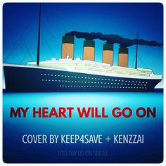 MY HEART WILL GO ON .  Original by Céline Dion  Cover by KEEP4SAVE & KENZZAI .  https://ift.tt/2Gq5b5L .  Comments are welcomed  Follow us on SMULE . . .  #myheartwillgoon #titanic #celinedion #keep4save #kenzzai #smule #singwithsmule #coversong #singing #singers @smule @celinedion #smulesinger #karaoke #instagramsingers