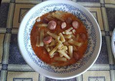 Zöldbableves ahogyan én készítem!   Mária Krajnyák receptje - Cookpad receptek Thing 1, Oatmeal, Vegetables, Breakfast, Food, The Oatmeal, Morning Coffee, Rolled Oats, Essen