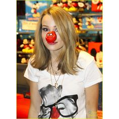 Bridgit Mendler Comic Relief Supporter! - Polyvore