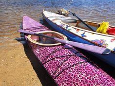 "Love these!    pink kayak | 2011 ""Pink Jaguar"" SEA-12 SOF"