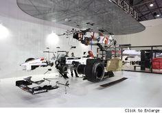 Honda Racing F1 'View Suspended'