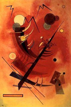 Obras de Kandinsky, pai da arte abstrata