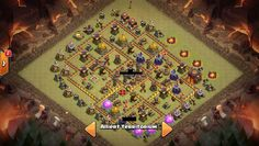 TOP 5 BEST WAR BASES   March 2017   Clash of Clans - Guides
