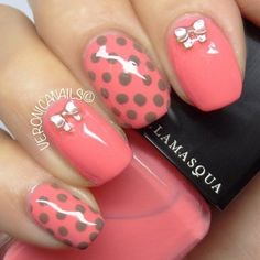 Hot pink nail art for summer, pink nails, pinks nail art ideas Fancy Nails, Love Nails, Pink Nails, How To Do Nails, My Nails, Polish Nails, Gorgeous Nails, Pretty Nails, Nail Diamond