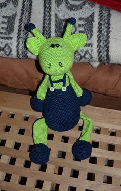žirafka pre Maxika autorka návrhu:KAMLIN