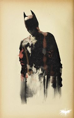 The Dark Knight Rises, characters posters series
