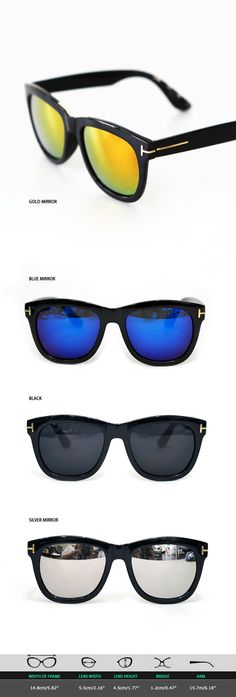 Mens Gold T Accent Modern Teardrop Sunglasses By Guylook.com