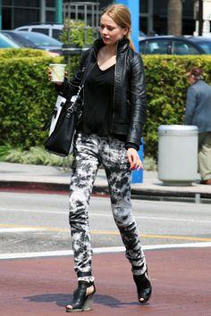 Los Angeles Street Style spring 2013