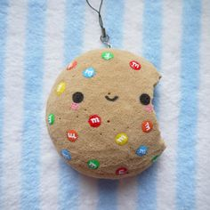 Super cute and squishy! Handmade by yours truly :)