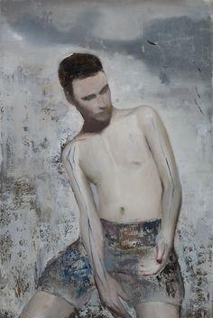 2014. 120 x 80cm. Oil on canvas