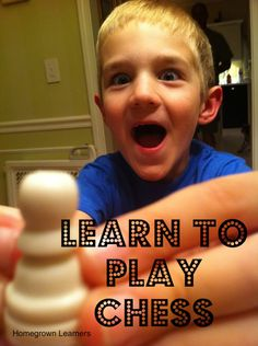 An EASY way to learn to play chess